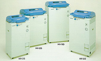 HV-Series Autoclaves